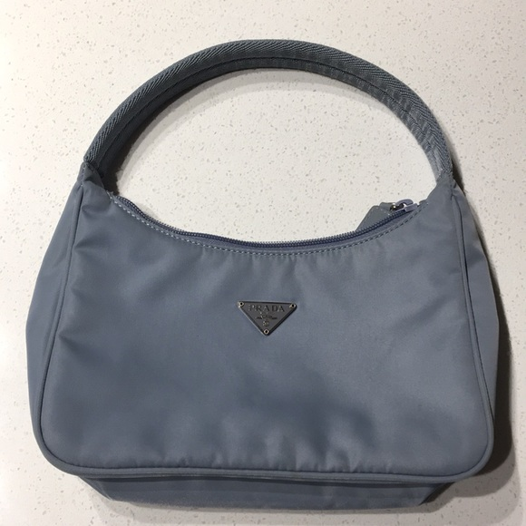 d7ef24d33c3 Prada Tessuto Sport Mini Nylon Bag (light blue). M_5b98a3d8de6f62ca38ee89dd